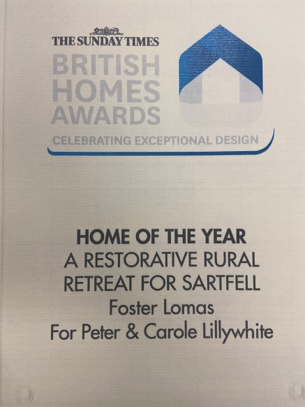 Home of the Year - Sartfell